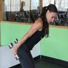 Exercitii pentru brate si spate de la FitCurves