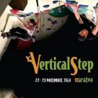 Vertical Step Maraton are loc in cea mai inalta sala de escalada din Romania