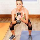 Cum iti tonifiezi picioarele cu doar 3 minute de exercitii pe zi