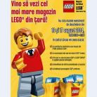 (P) Cel mai mare magazin LEGO� din Rom�nia se deschide la Cluj