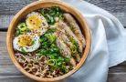 Trebuie sa incerci supa ramen - este cea mai consistenta supa pe care ai putea sa o mananci!