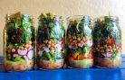 Afla cum iti poti pastra salatele proaspete de vara pentru iarna!