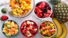Slabirea de 7 zile cu cate o salata de fructe pe zi - 7 retete geniale