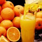 Detoxifierea cu portocale, perfecta pe timp de iarna