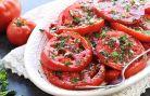 Slabeste kilogram dupa kilogram cu rosii marinate - afla modul simplu de preparare!