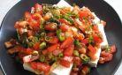 Slabeste cu 5-6 boluri de salata coreeana – arzatorul de grasime colorat