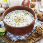 Cum faci o supa Tarator pe cinste: reteta de la vecinii nostri bulgari