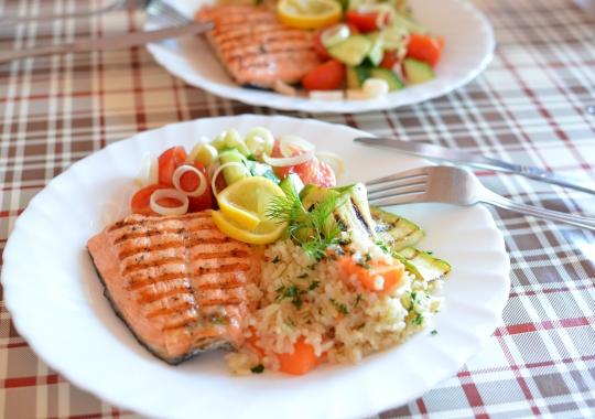 Meniu de slabit pentru 1 saptamana cu 1200 calorii pe zi